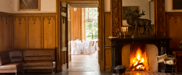 Firmenfeiern und Incentives auf Schloss Wissen
