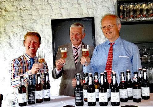 Teamevent mit Verkostung exklusiver Craft-Biere