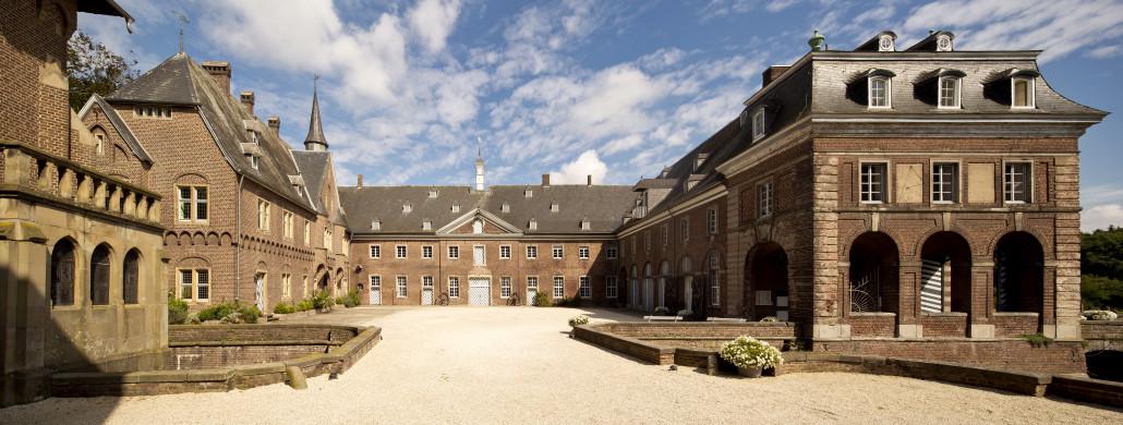 Urlaub am Niederrhein mit Übernachtungen auf Schloss Wissen