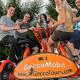 Teamevent mit Mehrpersonenfahrrad GeccoMobil