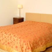 Schlafzimmer im Fürstenzimmer Edmond – Schloss Wissen