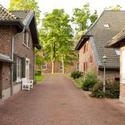 6 Gästehäuser laden zu einer Übernachtung auf Schloss Wissen ein