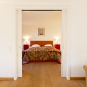 Schlafzimmer im Königszimmer Johann – Schloss Wissen