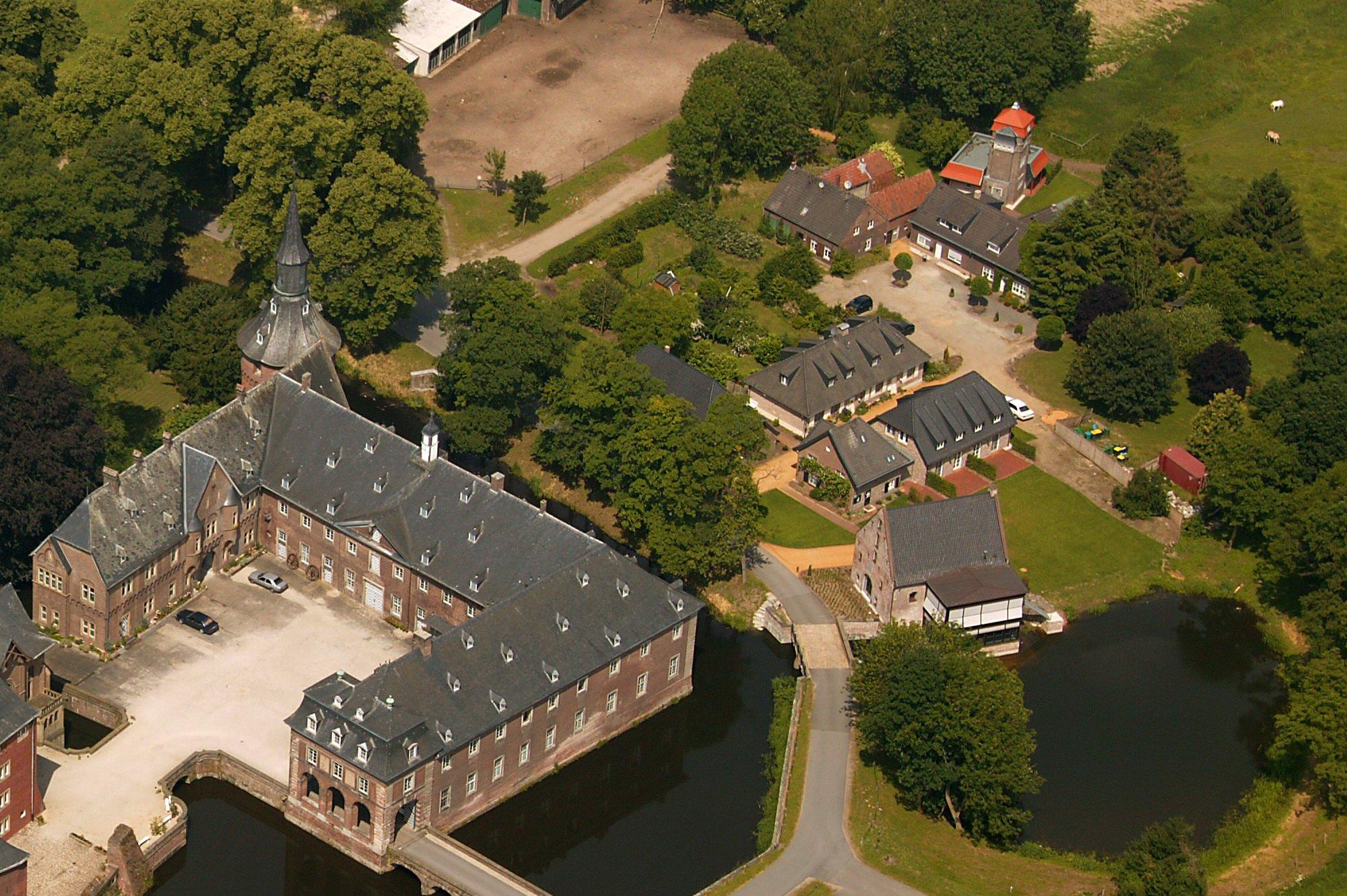 Hotel Weeze – Gästehäuser auf Schloss Wissen