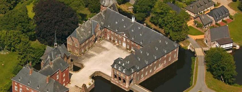 Luftbild-Schloss-Wissen