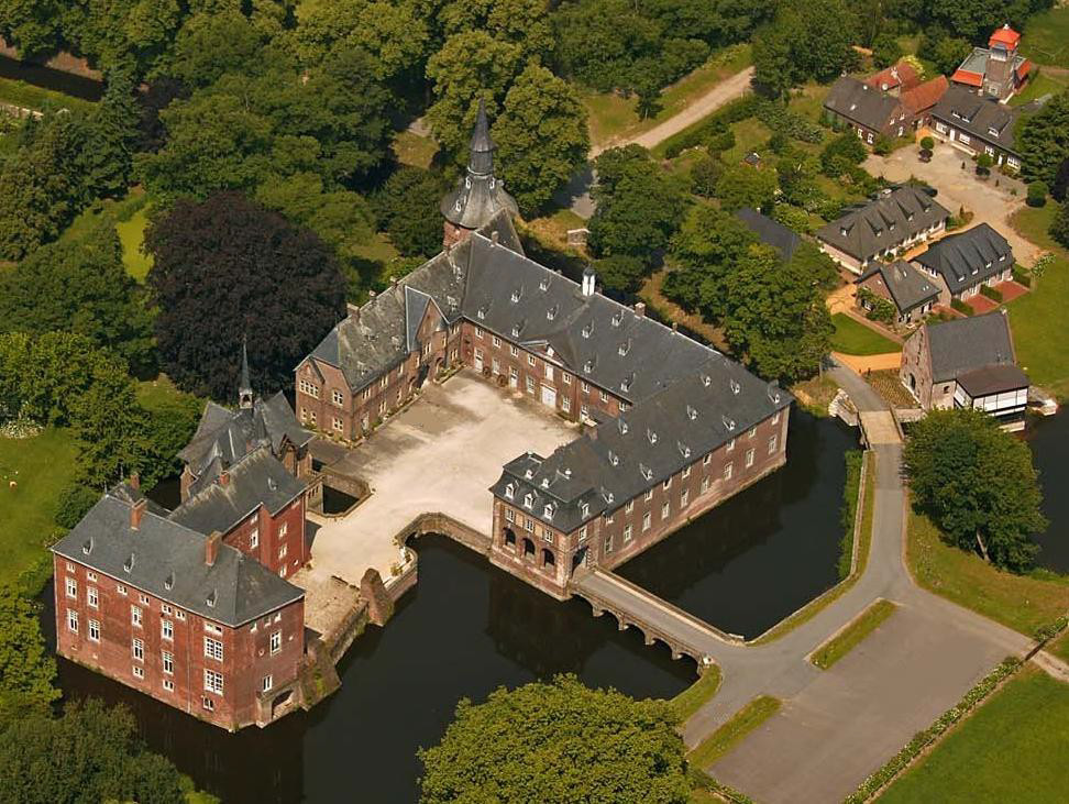Tagungsräume mieten auf Schloss Wissen