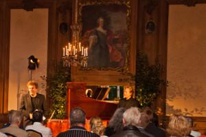 Familienkonzert auf Schloss Wissen