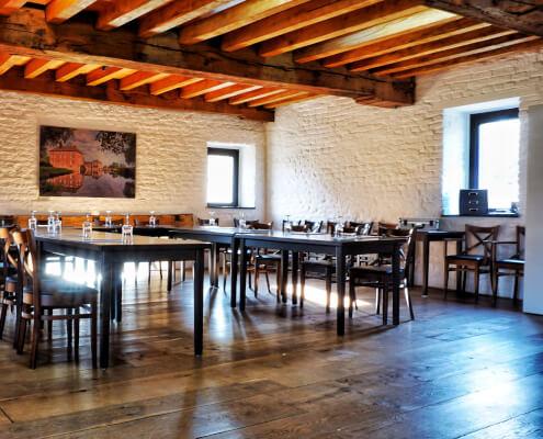 Tagungsraum auf Schloss Wissen