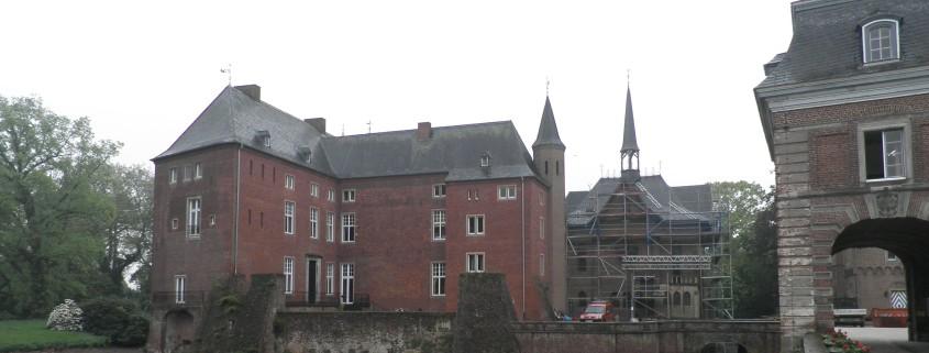Schloss Wissen in Weeze © Deutsche Stiftung Denkmalschutz/Gehrmann