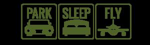 Park, Sleep & Fly Icon