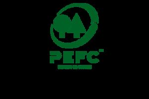 PEFC-LOGO mitig-nachhaltige Waldwirtschaft