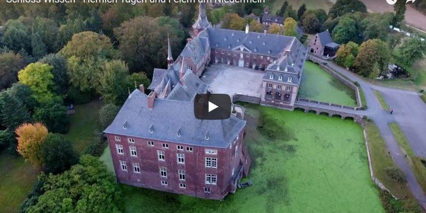 Das neue Video von Schloss Wissen ist online