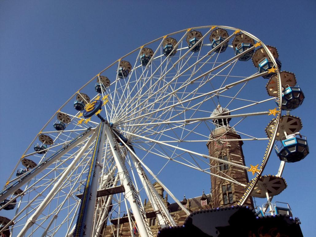 Niederrhein-Urlaub mit Abstecher nach Venlo