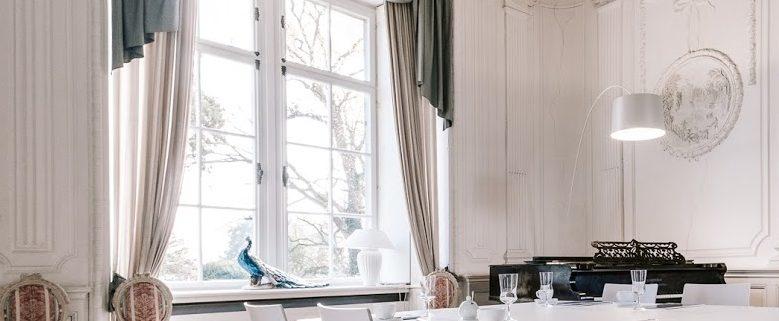 Weißer Salon: Tagungsraum auf Schloss Wissen mieten
